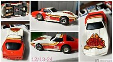 TYCO WHT/RED/ORN #5 (HILL BUSTER) ***SUPER RARE***