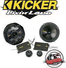 Kicker 40CSS654 2-Wege Komponeten Lautsprecher System 16cm CSS65 300Watt