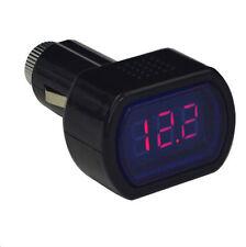 Voltmetro digitale per auto attacco accendisigari car voltmeter digit