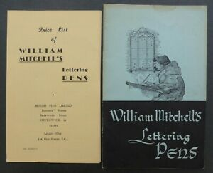 Old Booklet, Smethwick (William Mitchell's Lettering Pens) West Midlands