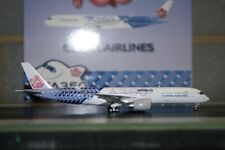 "JC Wings 1:400 China Airlines Airbus A350-900 B-18918 ""Carbon"" (XX4032)"