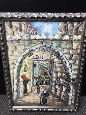 Religious Jewish Oil Painting