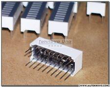 14 pcs Assorted COLORS LED Bargraph Array BLUE/AQUA/TriColor & More NEW - USA