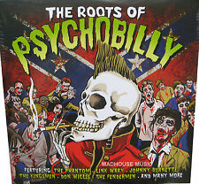 Rockabilly  VARIOUS - The Roots of Psychobilly LP x 2 SEALED Phantom Link Wray