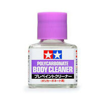 Tamiya 87118 Polycarbonate Body Cleaner - 40ml
