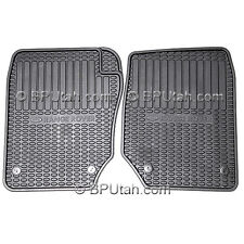Genuine Factory 1995~2002 Range Rover P38a Rubber Floor Mat Mats OEM NEW