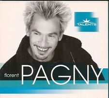 CD COMPIL 14 TITRES DIGIPACK--FLORENT PAGNY--TALENTS...