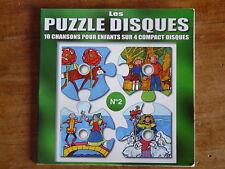 PUZZLE DISQUE N°2 10 Chansons pour enfants 5613778