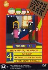 SOUTH PARK Series 4 Volume 15 (4 Episodes) DVD  Brand New    Region 4