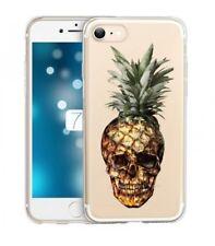 Coque Iphone 6 PLUS Mort Ananas vintage tropical transparent