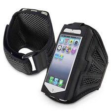 Brassards noirs iPhone 5 pour téléphone mobile et assistant personnel (PDA) Apple