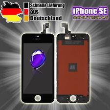 Für iPhone SE LCD Display RETINA Scheibe Bildschirm Front Touch Screen Schwarz