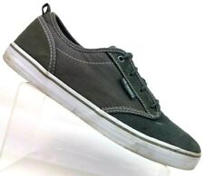 Airspeed Empire Gray Suede Athletic Lace Up Sneaker Skate Shoes 2568862 Men's 12