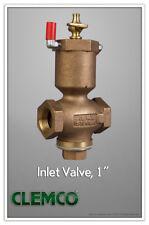 "Clemco 01980 1"" Inlet Valve"