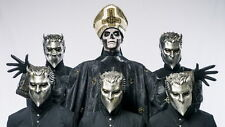 """025 Ghost - Swedish Heavy Metal Band Music 25""""x14"""" Poster"""
