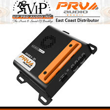 PRV Audio AD400.4 2-Ohm Ultra Compact 4 Channel Amplifier 420W RMS AD400.4-2Ω.