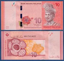 Malaisie 10 ringgit (2012) unc p. 53