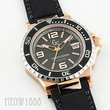 New Guess Collection Swiss Made Men 45mm GC-3 Aquasport Watch X79002G2S $700