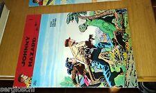JOHNNY HAZARD # 1 - FRANK ROBBINS - 1976- ENNIO CISCATO EDITORE - SR95