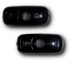 AUDI TT MK1 8N SIDE REPEATER INDICATORS - CRYSTAL BLACK