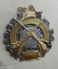 tragbare  Medaille Abzeichen Schützen Verein  1931