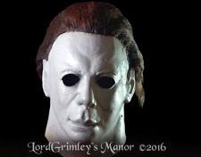 Officially Licensed Michael Myers Halloween 2 Hospital Mask Horror Killer