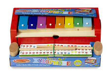 Melissa & Doug Learn to Play Xylophone #4149 New Sealed