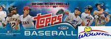2014 Topps Baseball EXCLUSIVE Massive 665 Card Retail Factory Set+VARIATION RCS
