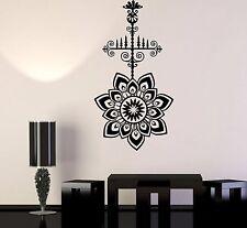 Vinyl Wall Decal Chandelier Room Decoration Lighting Mural Stickers (316ig)