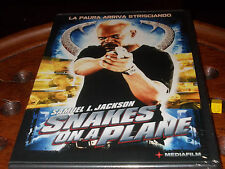 Snakes on a plane  Dvd ..... Nuovo