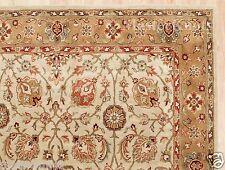 Brant Beige Brown 10' x 14' Persian Handmade Tufted 100% Wool Area Rug Carpet