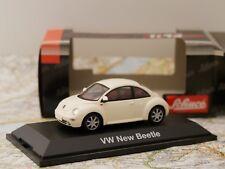 SCHUCO VW NEW BEETLE WHITE  ART. 04533 NEW DIE-CAST 1:43 NEW