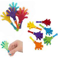 Kids Hand Clapper Mini Toy Loot Bag Filler Birthday Play Noise Favor Pinata Clap