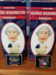 Vintage Lot Of Washington Nationals Memorabilia