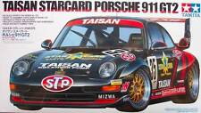 Tamiya 24175 1/24 Model Car Kit Team Taisan Porsche 911 GT2 Starcard JGTC'95