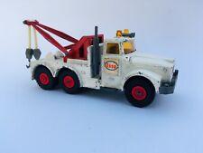 Lesney Matchbox Kingsize No K-2 Scammel Heavy Wreck Truck Esso