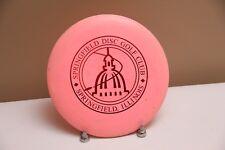 Innova Golf Disc Pink Red Foil Springfield Illinois Disc Golf Club Stamp Custom