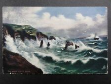 Channel Islands: SARK The West Coast c1907 by Raphael Tuck & Sons 1497