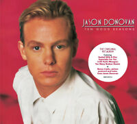 Jason Donovan : Ten Good Reasons CD Bonus Tracks  Album (2016) ***NEW***
