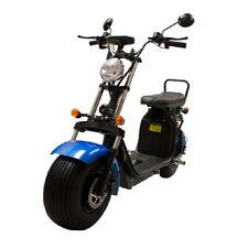 E-SCOOTER HARLEY-2000 1550W 20Ah 45km/h 60km Straßenz. COC EEC Citycoco Bike