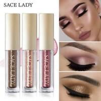 SACE LADY Glitter Eyeshadow Makeup Liquid Shimmer Eye Shadow Metals Glow Kit l