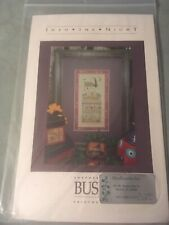 Sheperd's Bush Into the Night Cross Stitch Kit Halloween New