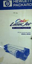 HP Color Laser Jet Transfer Kit C4154A LaserJet 8500 8550