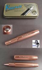 Kaweco Al Sport Penna a Sfera in Alluminio in Oro Rosa Nuovo #