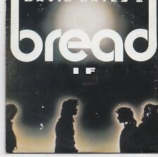 David Gates&Bread-If Cd maxi single 3 tracks cardsleeve