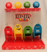 M&M'S WORLD Mon M&M'S Candy Distributeur - D'Occasion État