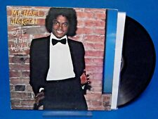 Michael Jackson Off The Wall Epic Records FE 35745 1979 Funk/Soul Pop Disco VG+