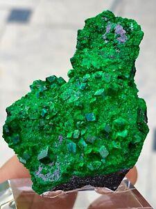 Uwarowit, grüner Granat, Oblast, Russland
