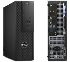 Dell Precision Tower 3420 | Xeon E3-1225 v5 3.3GHz | 32GB RAM | 128GB SSD | Wnty