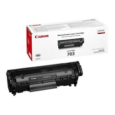 Canon 703 toner nero cartridge cartuccia i-SENSYS lbp3000 lbp2900 lbp290